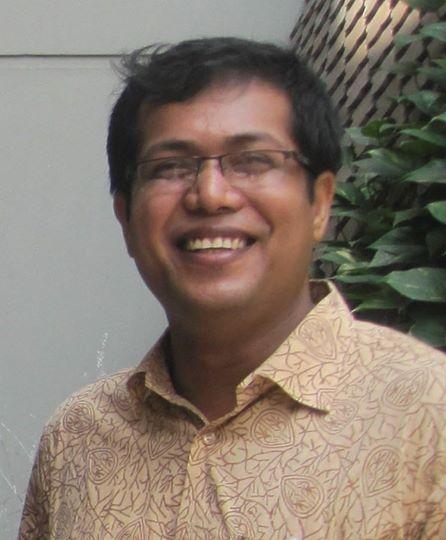 A.K.M. Nurul Alam (Apu)